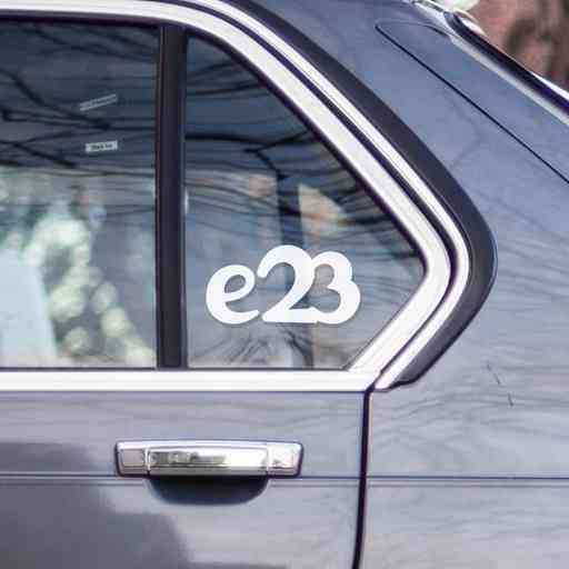 Sticker for BMW e21. Available in different colors. Contour cut from premium outdoor vinyls. Never fades out.