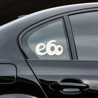 BMW e60 sticker