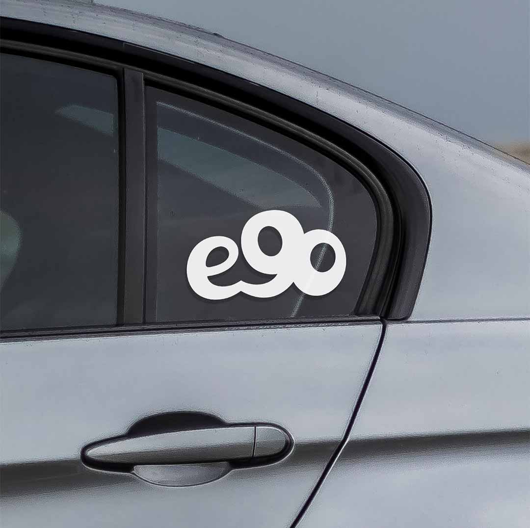 Sticker for BMW e90. Available in different colors. Contour cut from premium outdoor vinyls. Never fades out.