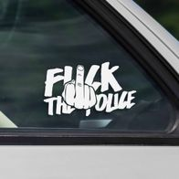 Fuck the Police sticker