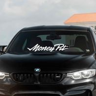 Money Pit Windshield Banner